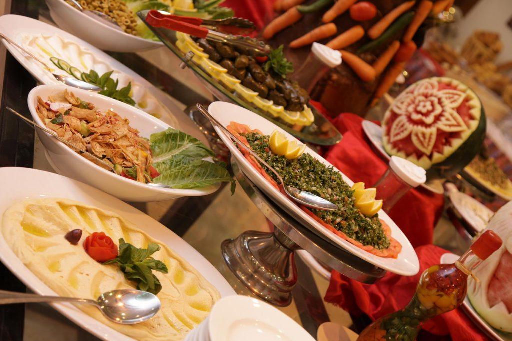 Nasmat Al-Worood Restaurant